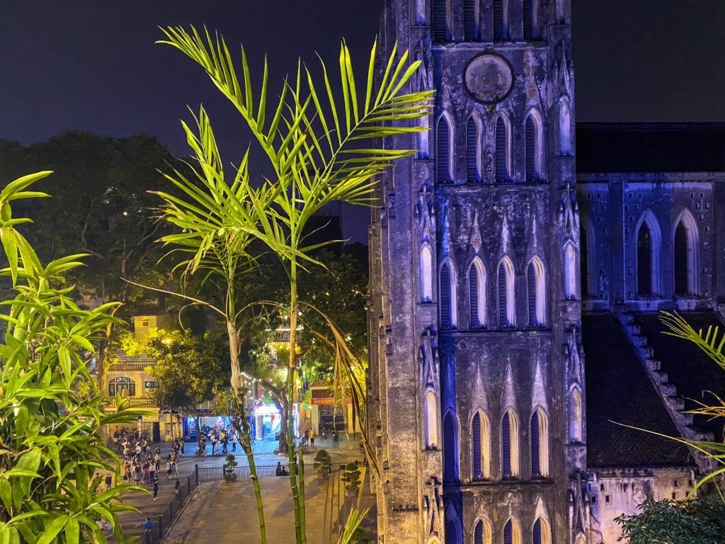 hanoi cathédrale saint joseph