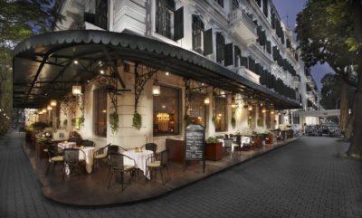 hotels de luxe hanoi