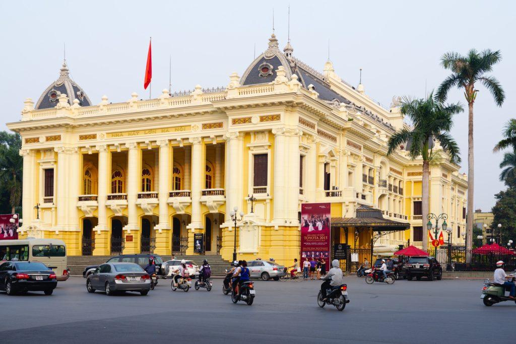 opéra hanoi