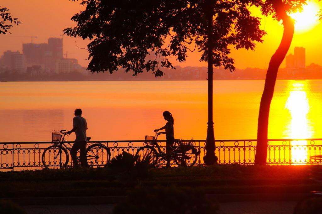 lac de l'ouest hanoi