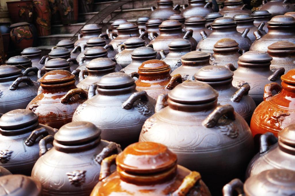 village des céramiques