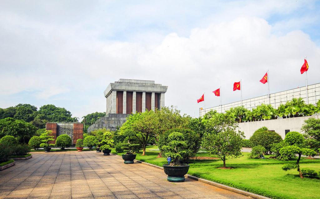 quartier de ba dinh hanoi