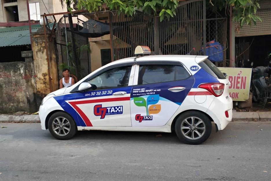 taxi G7 hanoi